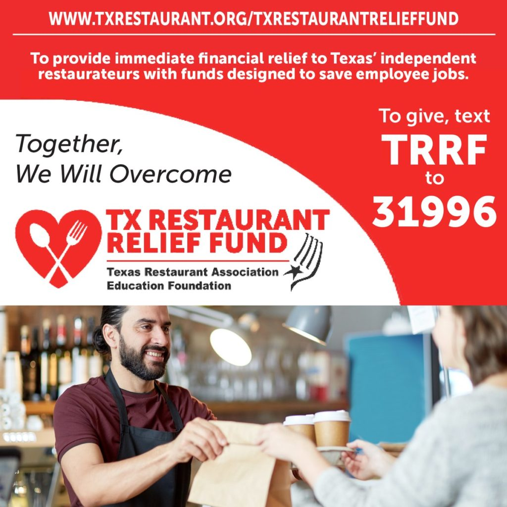 Texas Restaurant Relief Fund